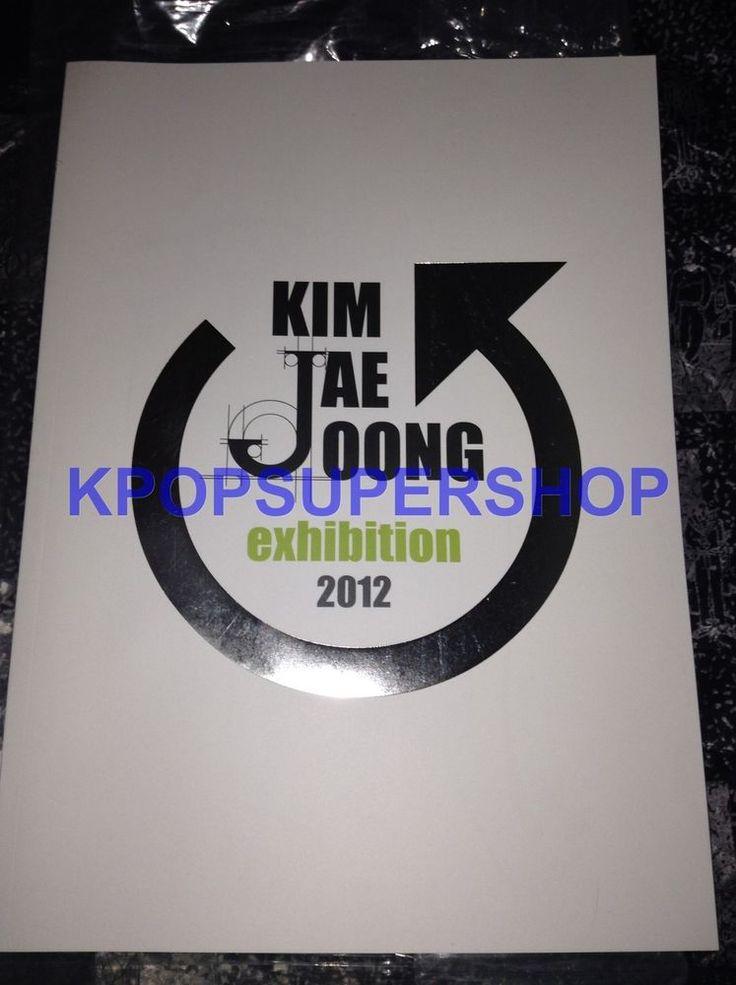 Kim Jaejoong 2012 Exhibition Goods Photobook Art Photo & More Jae Joong JYJ TVXQ