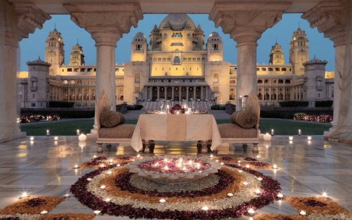 This Indian palace has been named the best hotel in the world | Travel | MiNDFOOD