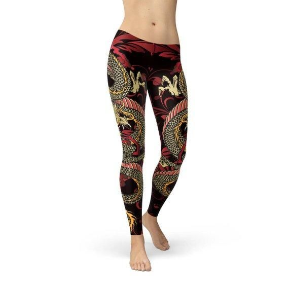All Over Print Mermaid Scales Perfect Printed Leggings For All Mermaid Leggings For Women Great Workout Leggings For BJJ MMA Crossfit