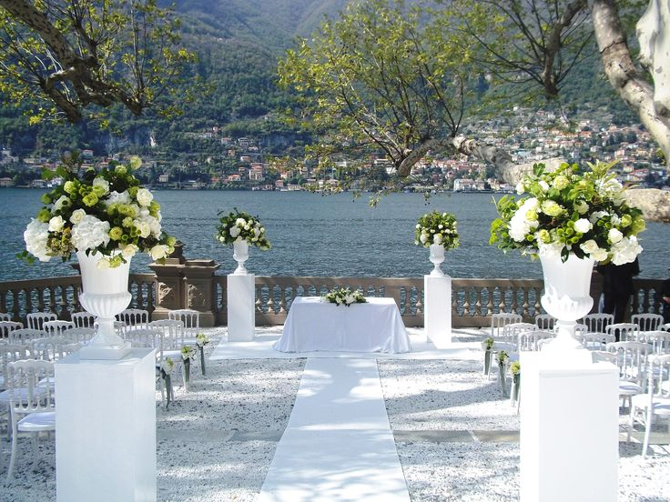 """""""Yes, I do"""" on Lake Como... A day to remember for ever. http://www.castadivaresort.com/Events#Wedding #wedding #Italy #lakecomo #yesIdo #memorable #day"""