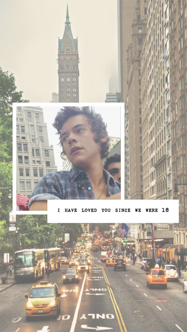 Harry Styles lock screen tumblr