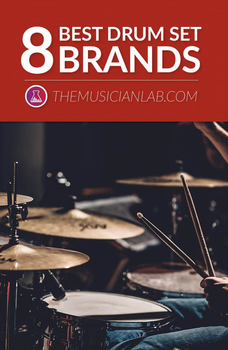 Find everything you need to know about the best drum set brands.