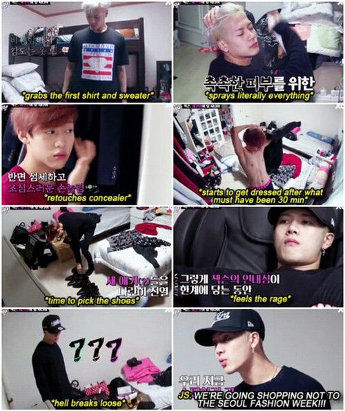 Jackbam Funny< their like a old married couple