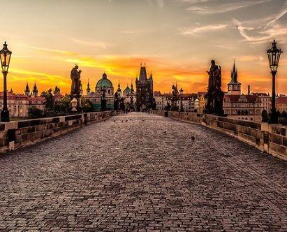 Prague... my home now :)