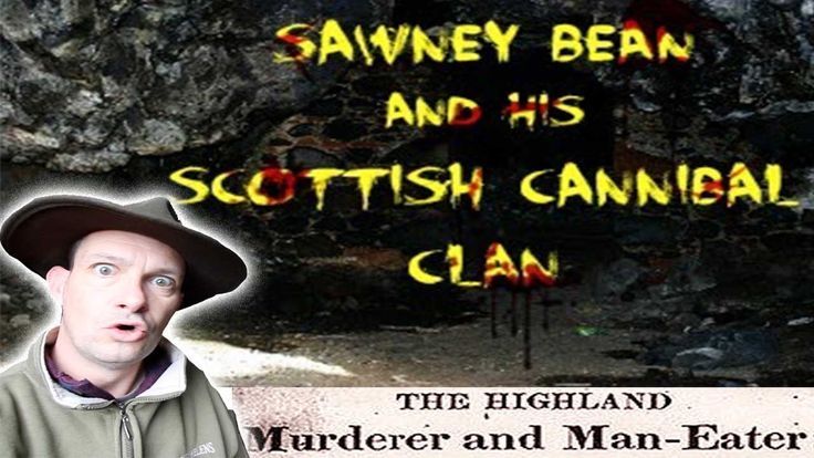 Sawney Bean The Cannibals Cave (195)