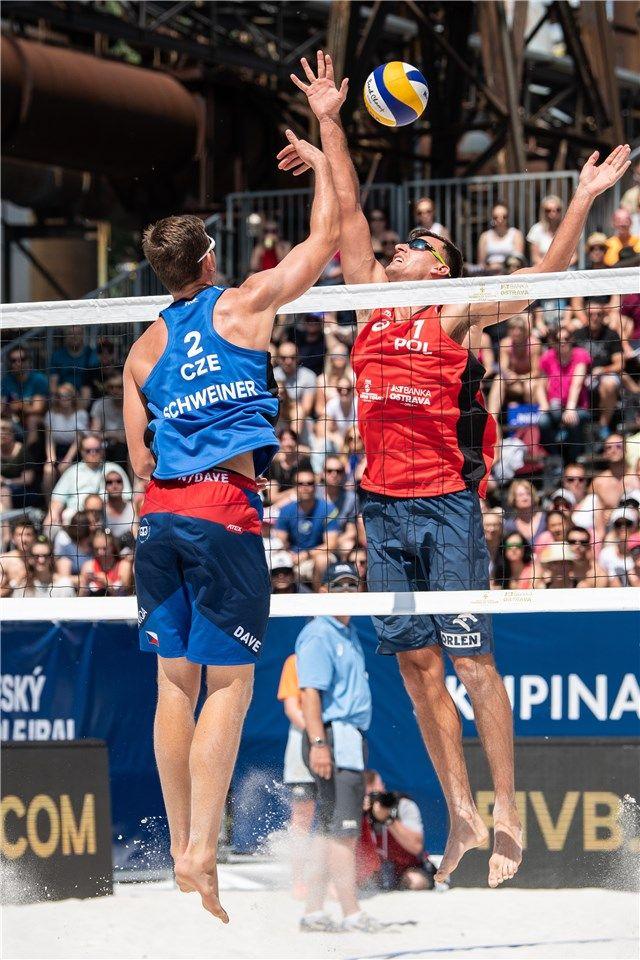 Ostrava Four Star Report Beach Volleyball Ostrava Beach