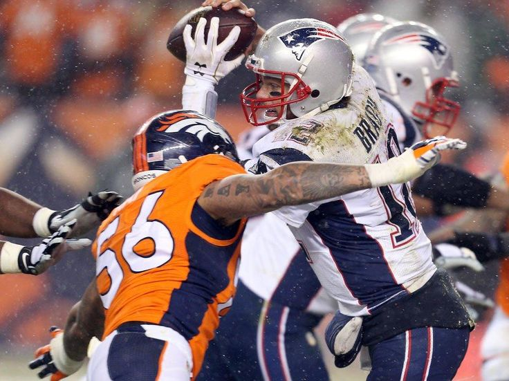 Broncos vs. Patriots - 11/29/15