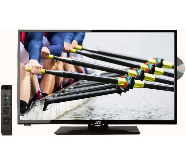 """LT-32C345 32"""" LED TV with Built-in DVD Player"""
