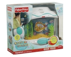 The Fisher Price Ocean Wonders Aquarium is comparatively more expensive than other models when it comes to a soother. But it also does wonders...