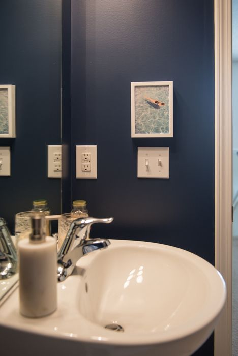 Navy Blue Bathroom Accessories Sets: 25+ Best Ideas About Navy Bathroom Decor On Pinterest