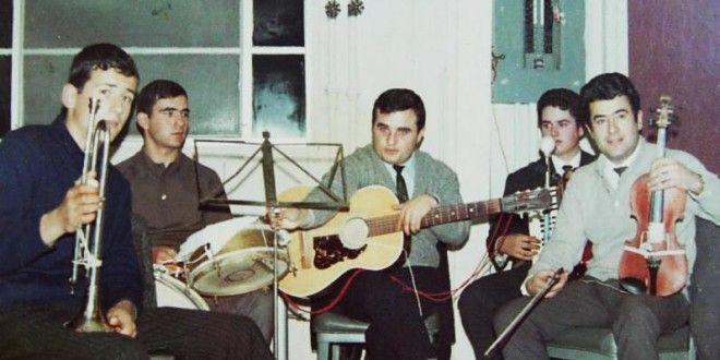 Σπάνια ηχογράφηση των Μηνά Κατωπόδη, Παναγιώτη Φίλιππα και Νίκου Κατωπόδη - inLefkas