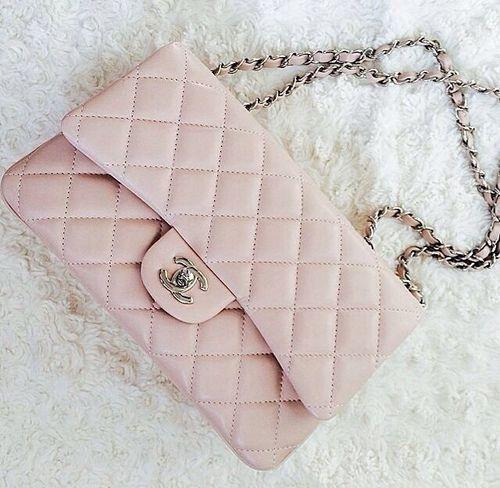 Make it pink, and make it Chanel.