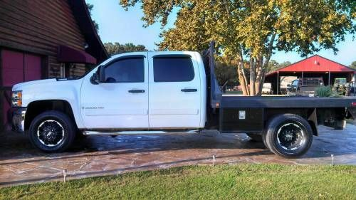 2008 chevrolet 3500 Silverado LT 4WD Hayspike bed for Sale - For more information click on the image or see ad # 38820 on www.RanchWorldAds.com