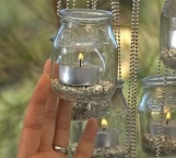Repurposeful has a great post on a variety of ways to reuse all those jars.