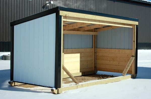 Portable Horse Lean To : Best ideas about horse shelter on pinterest