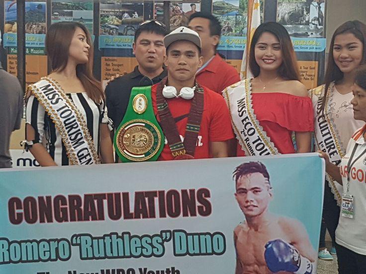 Golden Boy sign Phillipines prospect Romero Duno