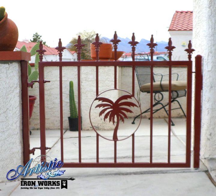 Best wrought iron gates images on pinterest