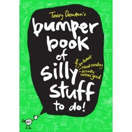 Terry Denton's Bumper Book of Silly Stuff to Do! $16.95