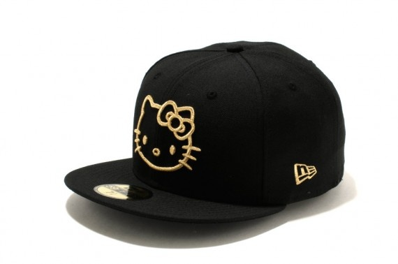 New Era Hello Kitty fitted