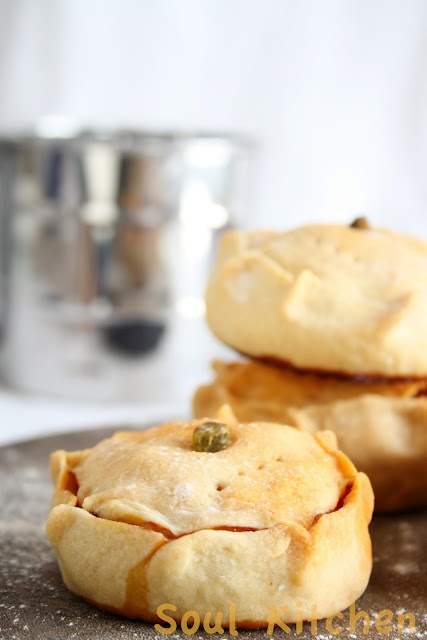 My Mallorca Mini-Pie | Mi empanada Mallorquina