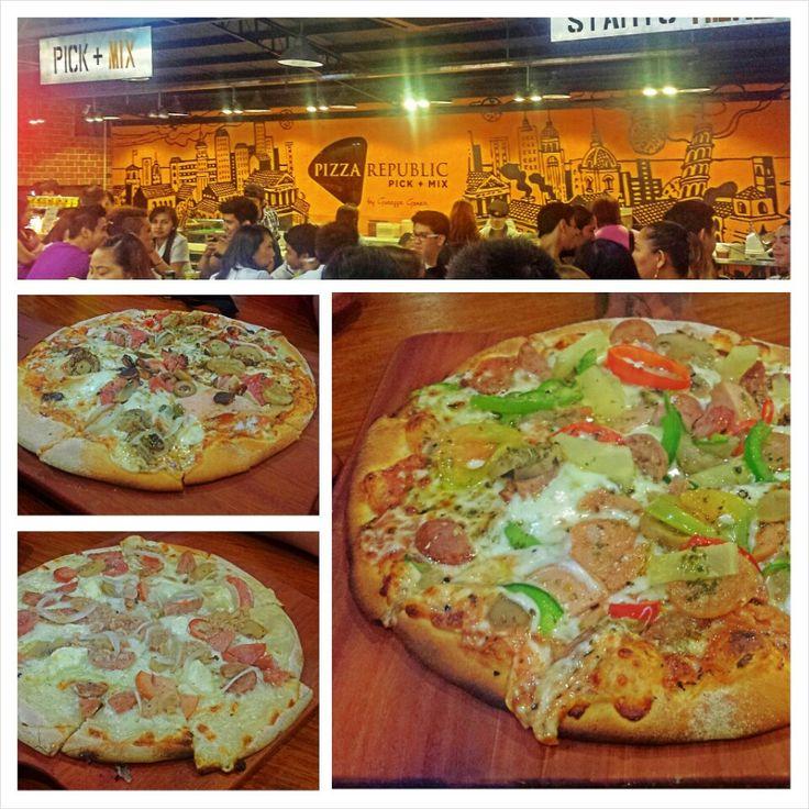Pizza Republic in Cebu City, Cebu