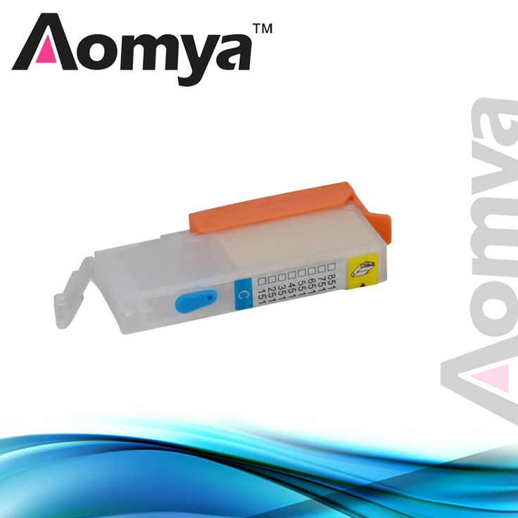 $4.18 (Buy here: https://alitems.com/g/1e8d114494ebda23ff8b16525dc3e8/?i=5&ulp=https%3A%2F%2Fwww.aliexpress.com%2Fitem%2F1pcs-CLI-751CY-Empty-Refillable-Ink-Cartridge-For-Canon-PIXMA-MG5470-IP7270-MX722-MX922-MG6370-Printer%2F32755152128.html ) 1pcs CLI-751CY Empty Refillable Ink Cartridge For Canon PIXMA MG5470/ IP7270/ MX722/ MX922/ MG6370 Printer With Chip Without Ink for just $4.18