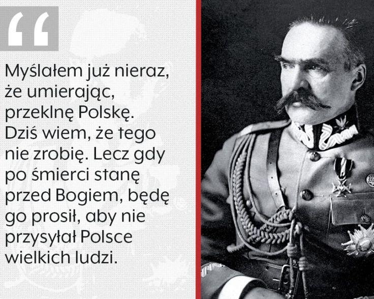 Słynne (i aktualne) cytaty Józefa Piłsudskiego - zdjęcie 1 - Polityka.pl