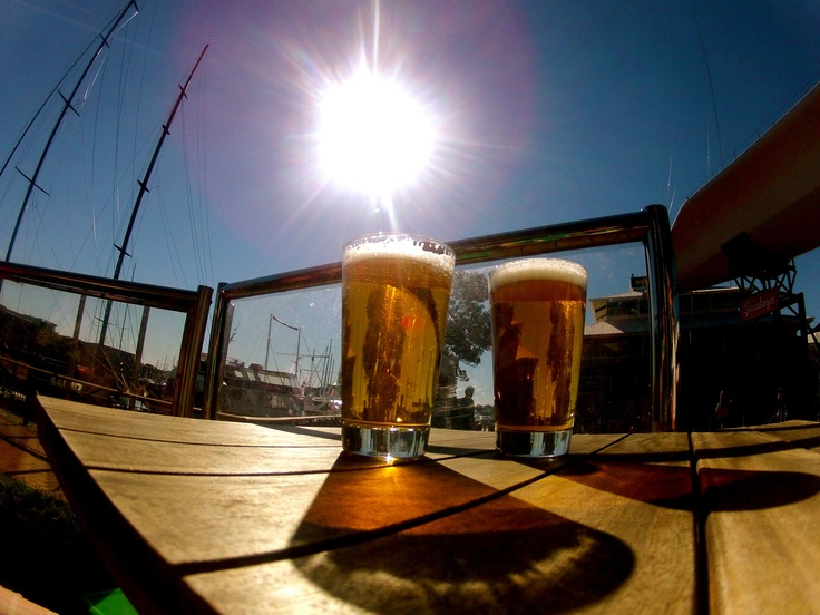 """First Beer in Auckland To Say : """" ThAnK YoU """""""