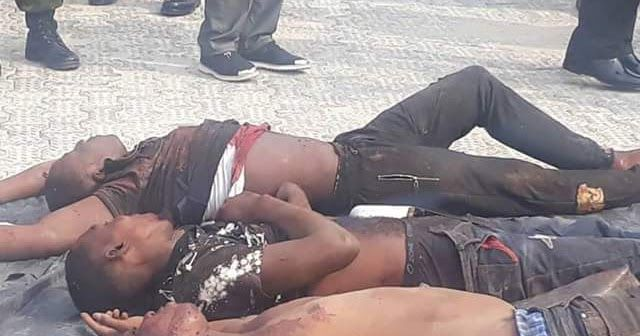 """Don Wanni the notorious militant leader and kidnapper who allegedly masterminded the brutal massacre of 23 persons in Omoku Rivers State on New Year Day has been gunned down.  Wanni and three members of his gang were killed in a combined operation by the Department of State Services (DSS) and the Army. Read statement issued by Aminu Iliyasu Colonel Deputy Director Army Public Relations on how they met their end onSaturday December 6.  """"The authorities of 6 Division Nigerian Army Port…"""