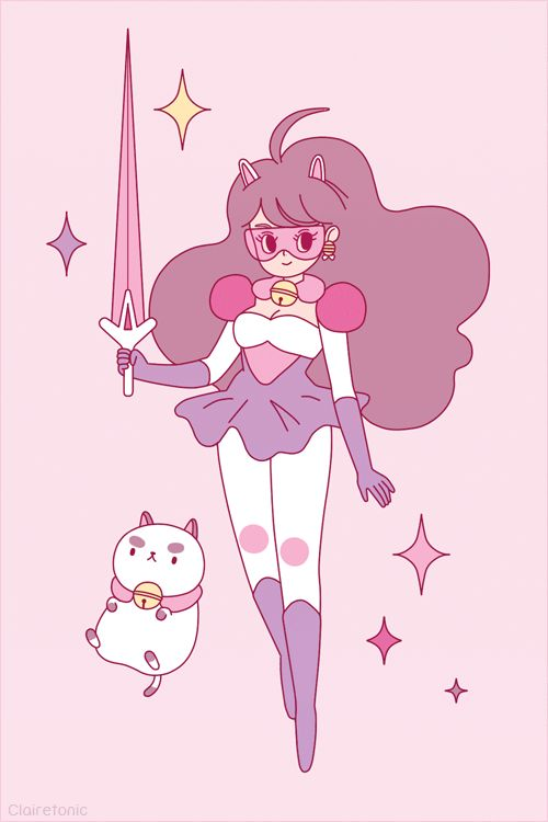Youtube Only: Bee and PuppyCat on Cartoon Hangover | Miseducated (so cute!)