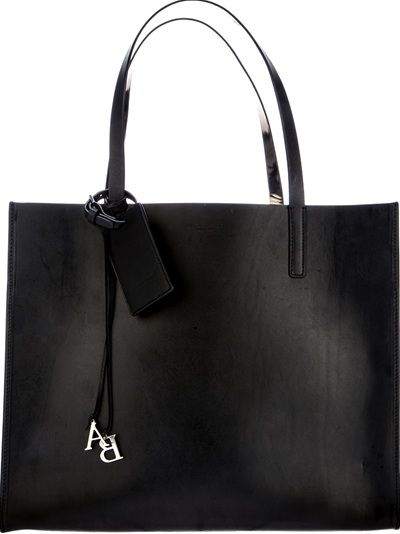 Ab A Brand Apart Leather Tote