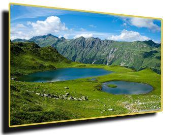 Долина семи озер, озеро Малая Рица (двухдневная экскурсия на джипах с походом)