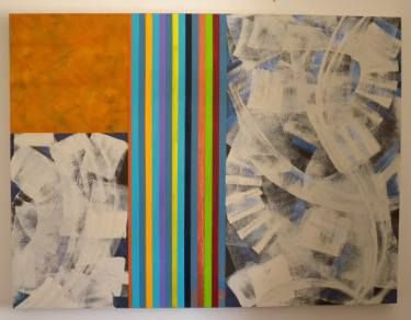 """Saatchi Art Artist Gordon Sellen; Painting, """"What if 6 turned out to be 9"""" #art"""