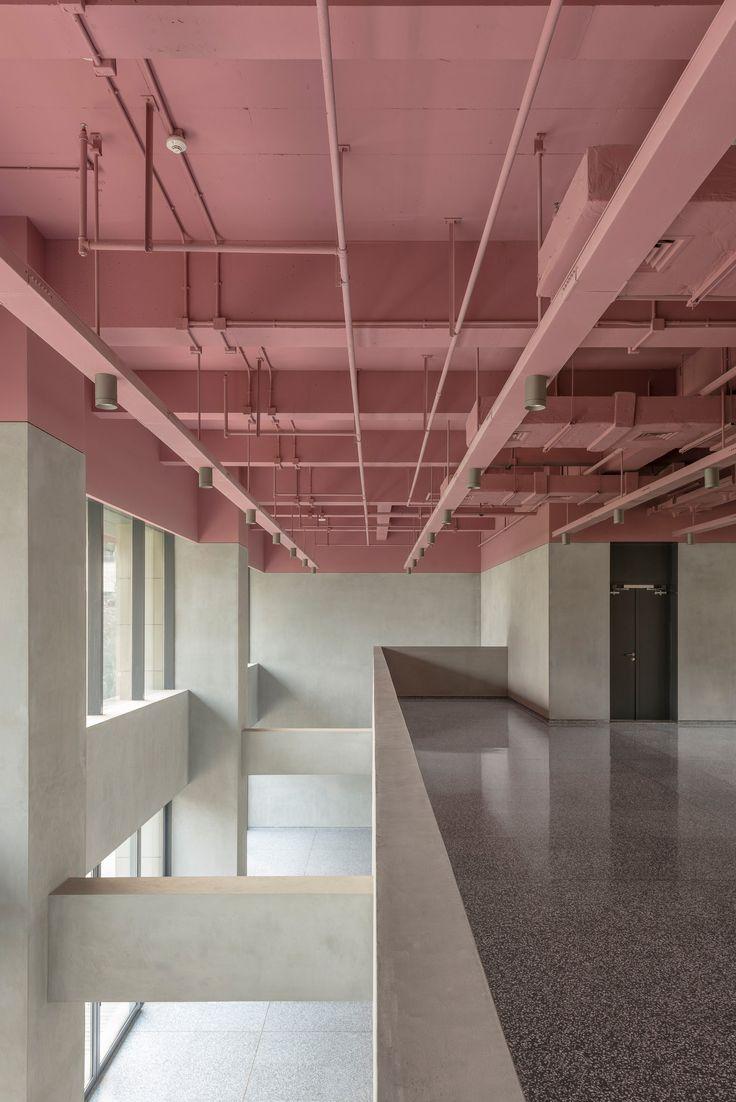 #couleur & #architecture #architecturedesign #modernarchitecture