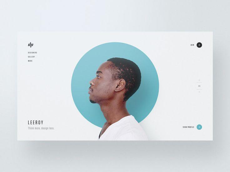 Design Changes Everything: The Work of Ben Schade in Web Design | HeyDesign Graphic Design & Typography Inspiration