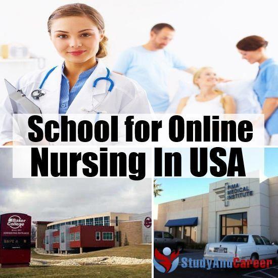 Nursing School Online >> 25 Top School For Online Nursing Degrees In Usa