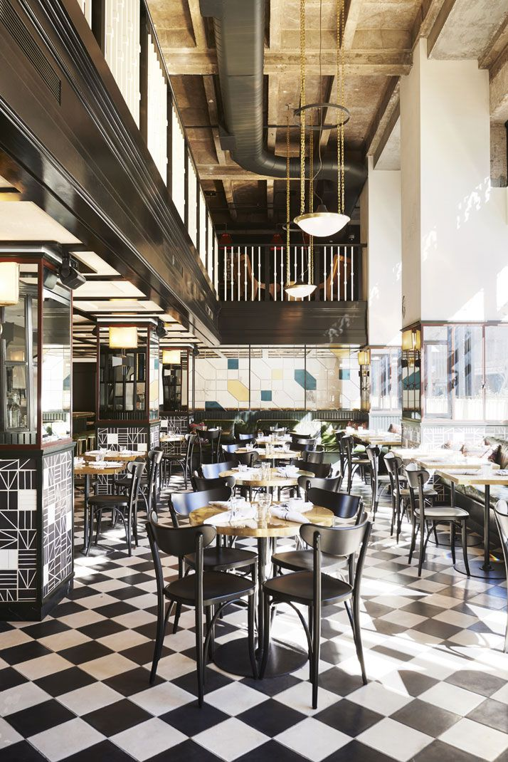 The New Ace Hotel in Downtown Los Angeles | http://www.yatzer.com/ace-hotel-los-angeles // LA Chapter. Photo by Spencer Lowell.