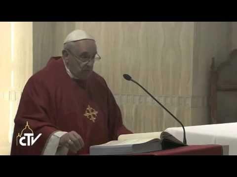 Homilia del Papa Francisco (Febrero 6, 2015)