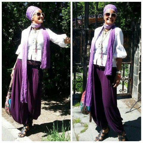 Purple, how I adore you..amore
