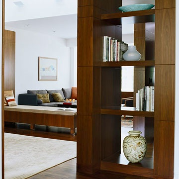 Ideas For Transitional Elements And Room Dividers
