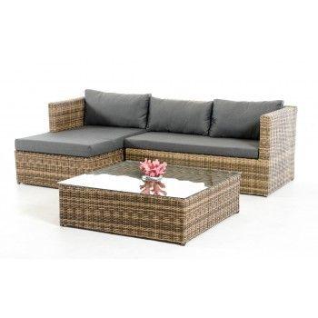 Renava Ontario Outdoor Sectional Sofa Set