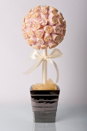 Marshmallow and snowies combined on one awesome sweet tree!