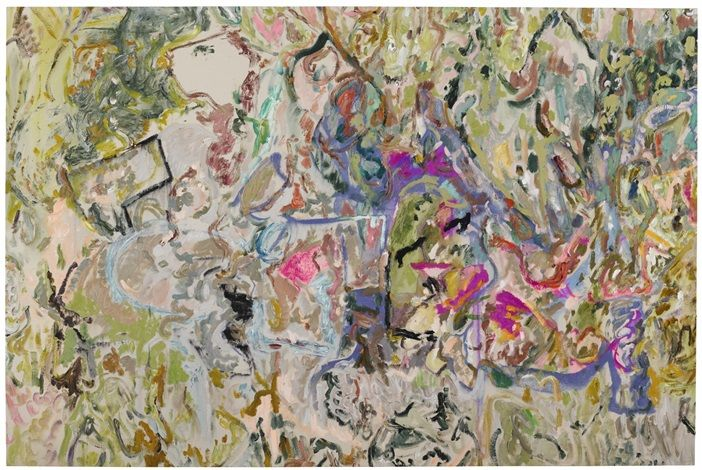 JACK OF SPARKS by Larry Poons