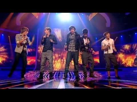 Day 10: Fav X-Factor performance: Viva la Vida because they seem to have so much more fun during this song