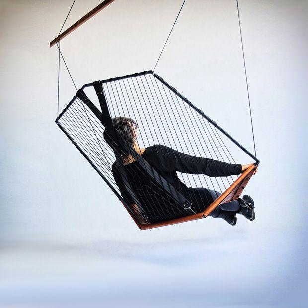 Die besten 25+ Swing chair indoor Ideen auf Pinterest