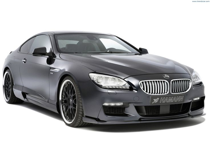 2012 Hamann BMW 6 Series With M Sport Package
