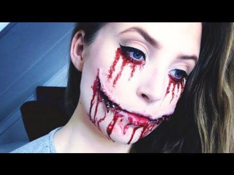 "DE ""GLASGOW SMILE"" MET GLITTER TRANEN! | CYNTHIAKONING #Makeup"