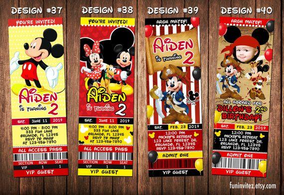 Mickey Mouse Clubhouse 1ste verjaardag feest foto door funinvitez