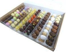 "Gastronomy Catering Box ""Vrolijk Pasen"" - paas chocolade mix - 975g"