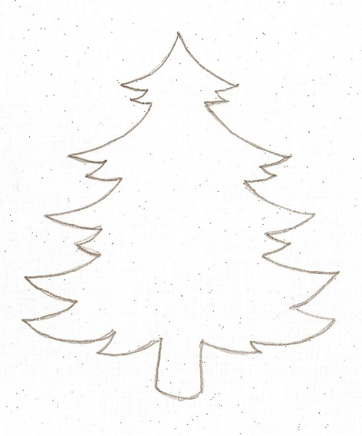 Printable Christmas Ornament Templates | Christmas Tree Template to Print - Brotherbangun.net